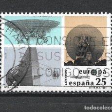 Sellos: ESPAÑA 1991 SELLO USADO - 8/60. Lote 290134713