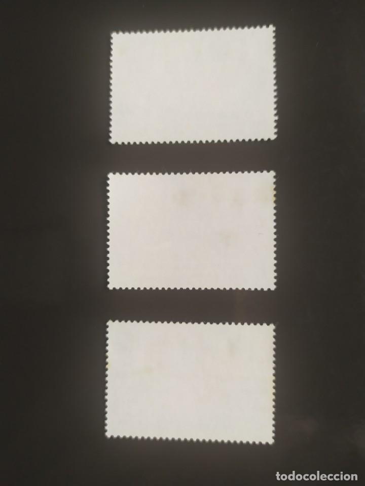 Sellos: ## España nuevo 1982 Mundial españa 82 3 sellos ## - Foto 2 - 290144583