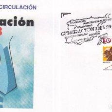 Sellos: SELLOS ESPAÑA OFERTA SOBRE DEL PRIMER DÍA AÑO 1998 SERIE COMPLETA. Lote 292220573