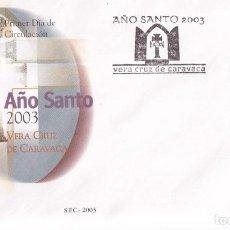 Sellos: SELLOS ESPAÑA OFERTA SOBRE DEL PRIMER DÍA AÑO 2003 SERIE COMPLETA. Lote 292341133