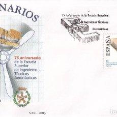 Sellos: SELLOS ESPAÑA OFERTA SOBRE DEL PRIMER DÍA AÑO 2003 SERIE COMPLETA. Lote 292341208