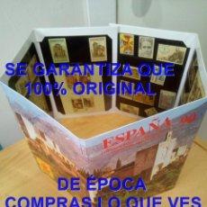 Sellos: ESPAÑA SELLOS 90 1990 COMPLETO CORREOS U70. Lote 293662698