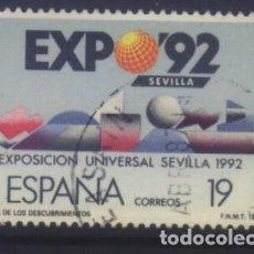 Sellos: S-6624- ESPAÑA 1987. EXPO 92. SEVILLA.. Lote 293803918