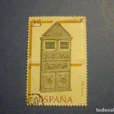 Sellos: ESPAÑA 1991 - ARTESANIA ESPAÑOLA (MUEBLES) - EDIFIL 3127.. Lote 293863478