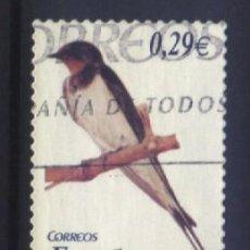 Sellos: S-6647- ESPAÑA. AVES. GOLONDRINA. 2006.. Lote 293904753