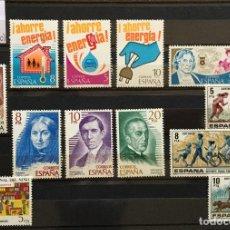 Sellos: SELLOS ESPAÑA AÑO 1979 COMPLETO MNH**. Lote 293915743