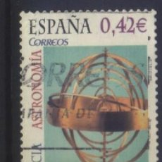 Sellos: S-6654- ESPAÑA. ASTRONOMIA. CALENDARIO GREGORIANO. 2007.. Lote 293932828