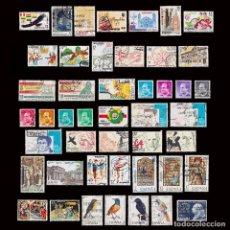 Sellos: ESPAÑA.AÑO 1985 COMPLETO MATASELLO.EDIFIL 2802-2824. Lote 293935998