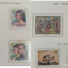 Sellos: 8 SELLOS NUEVOS DE ESPAÑA - PROVIENEN DE COLECCION PRIVADA. Lote 294043878