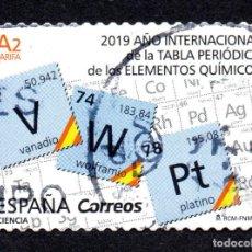 Sellos: RRC EDIFIL 5287 ESPAÑA 2019 *USADO*. Lote 294076193