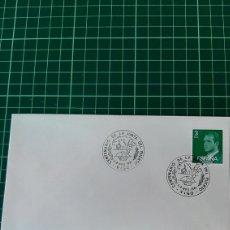 Sellos: 1981 VIGO PONTEVEDRA GALICIA MATASELLO CENTENARIO DE LA JUNTA DEL PUERTO MATASELLO. Lote 294555938