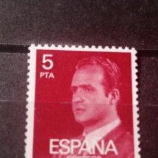 Sellos: 1976 EDIFIL 2347 BÁSICA JUAN CARLOS I. NUEVO. Lote 294837998