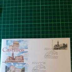 Sellos: ALICANTE CASTILLO CASTELL S.F.C 2002 MATASELLO. Lote 294849893