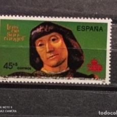 Sellos: EDIFIL 3139. V CENT.ENARIO DEL DESCUBRIMIENTO DE AMÉRICA . (1991). NUEVO. Lote 294959538