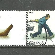 Sellos: ESPAÑA 2008 - EDIFIL NRO. 4435 - USADO - VIÑETA SEPARADA. Lote 294967208