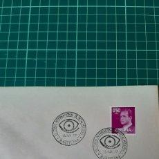 Sellos: 1977 VII CURSO ENTOMOLOGÍA MATASELLO BARCELONA. Lote 295004643