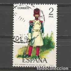 Sellos: ESPAÑA. Nº 2351. AÑO 1976. UNIFORMES MILITARES VI. USADO.. Lote 295876983