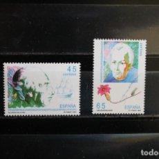Sellos: EDIFIL 3267/3268 AÑO 1993 NUEVOS GOMA ORIGINAL. Lote 295906748