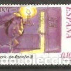 Sellos: ESPAÑA 2002. CORRESPONDENCIA EPISTOLAR ESCOLAR. GODOY. EDIFIL Nº 3923. USADO.. Lote 296012443