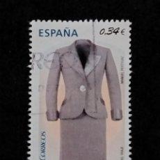 Sellos: SELLO ESPAÑA EDIFIL 4605 B- MODA ESPAÑOLA. Lote 296043683