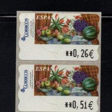 Sellos: ESPAÑA ATM** - AÑO 2003 - PINTURA. Lote 296721163