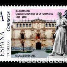 Sellos: TU SELLO USADO DE ESPAÑA 2008, ALCALA DE HENARES. Lote 296729968