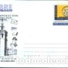 Sellos: SOBRE PREFRANQUEADO** , II EXPOSICION FILATELICA NACIONAL CLASE ABIERTA VALENCIA 2005. Lote 296730893