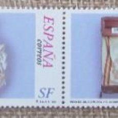 """Sellos: EMISION ESPAÑA 1999 SELLOS SERVICIO FILATELICO CORREOS """"SF"""" MUSEO POSTAL Y TELEGRAFICO """"RAROS"""". Lote 296829683"""