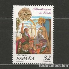 Sellos: ESPAÑA. Nº 3499. AÑO 1997. CENTENARIOS. USADO.. Lote 296888478