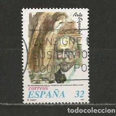 Sellos: ESPAÑA. Nº 3502. AÑO 1997. ARTE ESPAÑOL. USADO.. Lote 296888943
