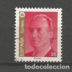 Sellos: ESPAÑA. Nº 3527. AÑO 1998. JUAN CARLOS I. USADO.. Lote 296890753