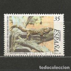 Sellos: ESPAÑA. Nº 3614. AÑO 1999. FAUNA EN PELIGRO DE EXTINCIÓN. USADO.. Lote 296896938