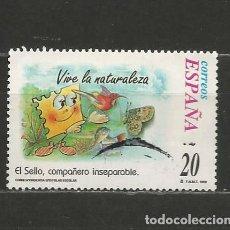 Sellos: ESPAÑA. Nº 3670. AÑO 1999. CORRESPONDENCIA EPISTOLAR ESCOLAR. USADO.. Lote 296898398