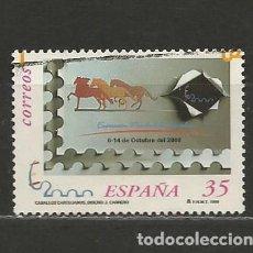 Sellos: ESPAÑA. Nº 3680. AÑO 1999. EXPO. FILATÉLICA ESPAÑA'2000. USADO.. Lote 296899133
