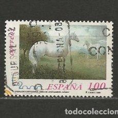 Sellos: ESPAÑA. Nº 3682. AÑO 1999. EXPO. FILATÉLICA ESPAÑA'2000. USADO.. Lote 296899263