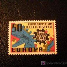 Sellos: LIECHTENSTEIN 1967 IVERT 425 *** EUROPA. Lote 11455851