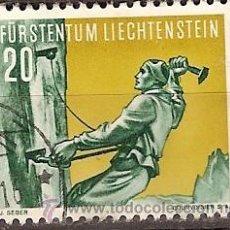 Sellos: SELLO LIECHTENSTEIN 279 ZUMSTEIN 1955 . Lote 12200824