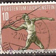 Sellos: SELLO LIECHTENSTEIN 286 ZUMSTEIN 1956. Lote 12200849