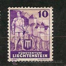 Sellos: LIECHTENSTEIN ZUMSTEIN Nº 128 AÑO 1937. Lote 12792194