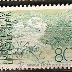 Sellos: LIECHTENSTEIN ZUMSTEIN Nº 520 AÑO 1972 . Lote 12792256