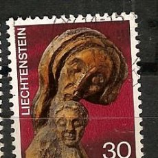Sellos: LIECHTENSTEIN ZUMSTEIN Nº 469 AÑO 1970 . Lote 12792334