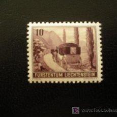 Sellos: LIECHTENSTEIN 1946 IVERT 223 *** EXPOSICIÓN FILATÉLICA DE VADUZ. Lote 20934517