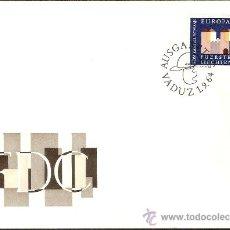 Sellos: EUROPA LIENCHTENSTEIN 1964. Lote 36005192