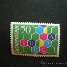 Sellos: LIECHTENSTEIN 1960 IVERT 355 *** EUROPA. Lote 36973344