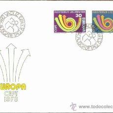 Sellos: EUROPA / 1973. Lote 37258351