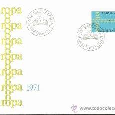 Sellos: EUROPA 1971. Lote 37258471