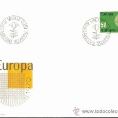 Sellos: EUROPA 1970. Lote 37258520