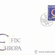 Sellos: EUROPA 1966. Lote 37258686