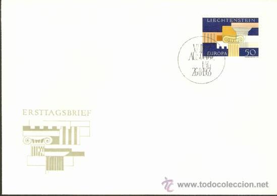 EUROPA 1963 (Sellos - Extranjero - Europa - Liechtenstein)