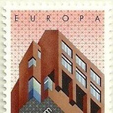 Sellos: LIECHTENSTEIN 1987 EUROPA 2V YVERT 859/60. Lote 39342407
